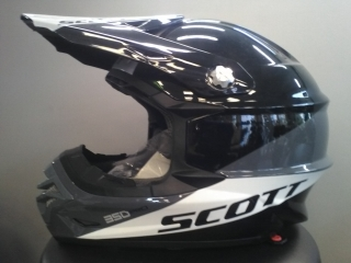 Scott 350 PRO TROPHY black